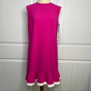 Victoria Beckham NWT pink dress size medium
